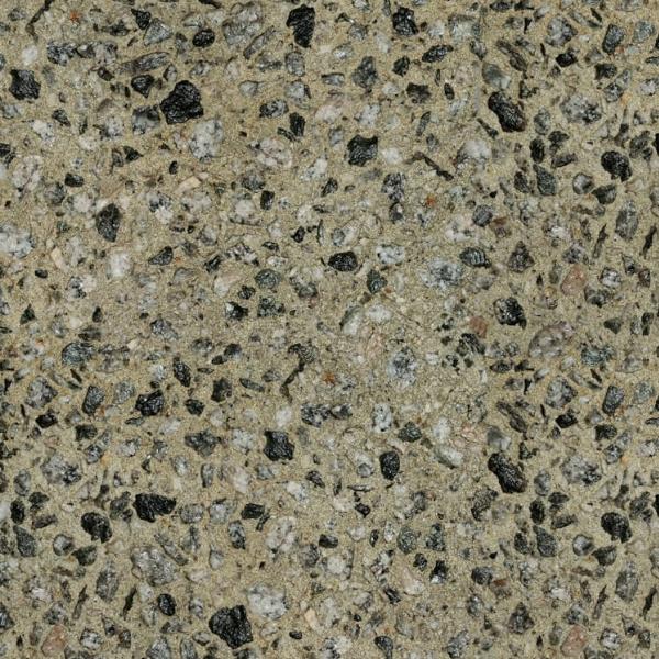 Exposed Aggregate Concrete Sample Banksia